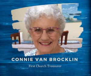 Connie Van Brocklin